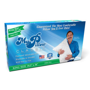 My Pillow King Size Firm Fill
